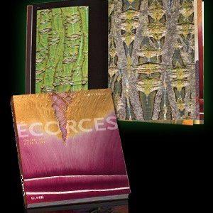 ÉCORCES: le livre, sa dédicace & 2 marque-pages offerts